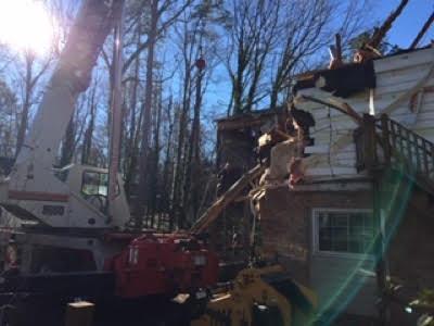 Fuquay-Varina Emergency Tree Removal